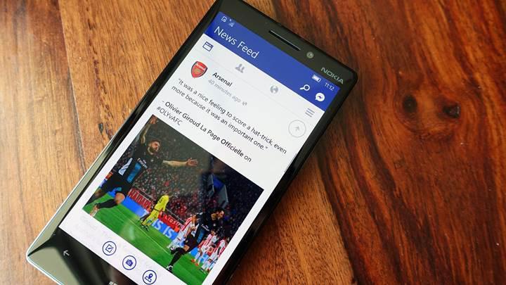 Facebook, Windows Phone uygulamalarını sonlandırıyor