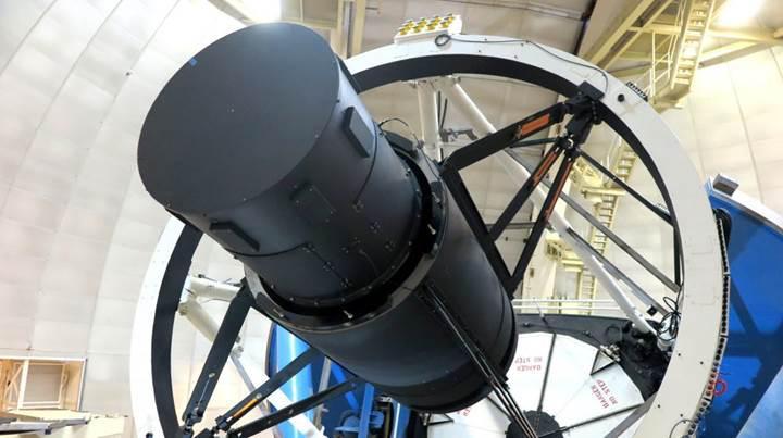 Karanlık Enerji teleskobu ilk görüntüsünü yakaladı