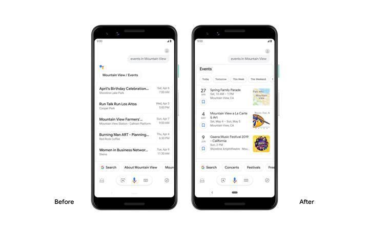 Google Asistan artık daha görsel içerikli cevaplar verecek