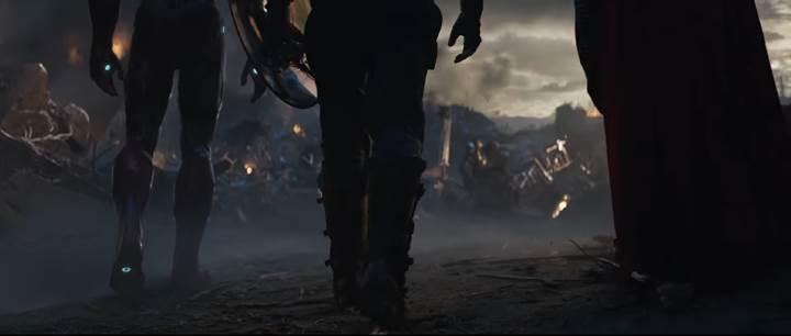 Sır vermeyeceğiz diyen Avengers: Endgame filminden her şeyi açık eden fragman (spoiler içerir)