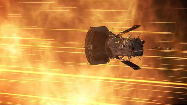 Parker Solar Probe, Güneş etrafındaki yolculuğuna devam ediyor