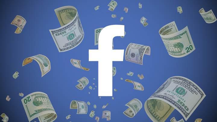 Facebook vergi almaya başladı