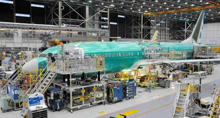Boeing 737 Max üretimi geçici olarak yavaşlatıldı