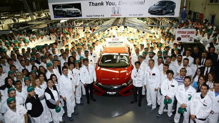 Honda'nın Türkiye'deki fabrikasını kapatacağı kesinleşti