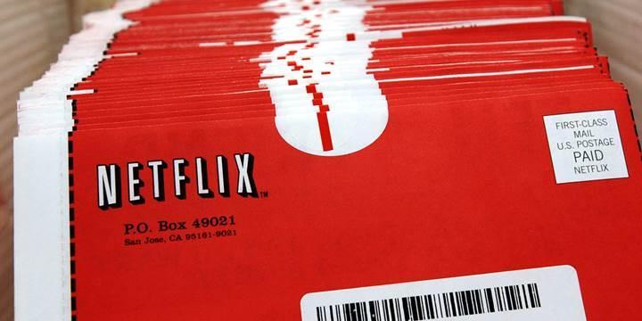 Netflix geçtiğimiz yıl, posta yoluyla DVD kiralama hizmetinden 212 milyon dolar kazandı