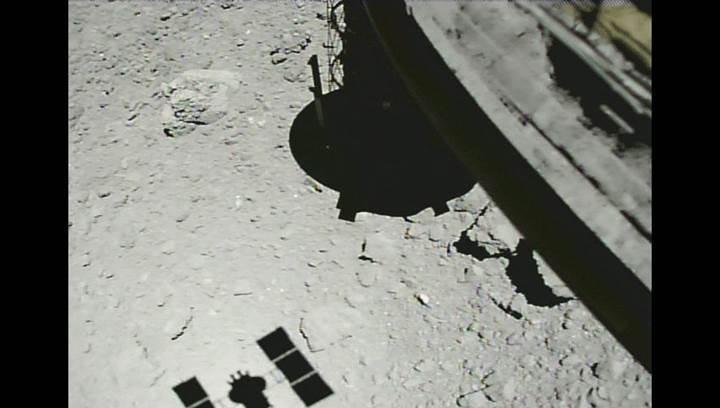 Hayabusa2 uzay aracı, Ryugu asteroitini bombaladı
