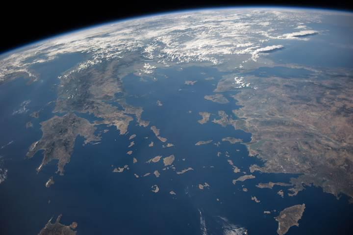 Uluslararası Uzay İstasyonu bugün İstanbul üstünde 20:14'te çıplak gözle görülebilecek