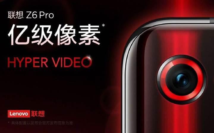 Lenovo Z6 Pro'nun Snapdragon 855 ile güçlendirileceği kesinleşti