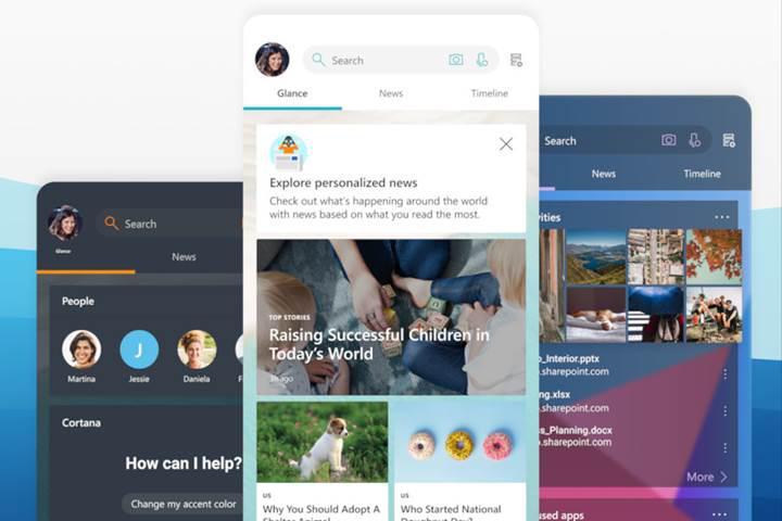 Microsoft Launcher son güncellemeyle ana ekrana köklü değişiklikler getirdi