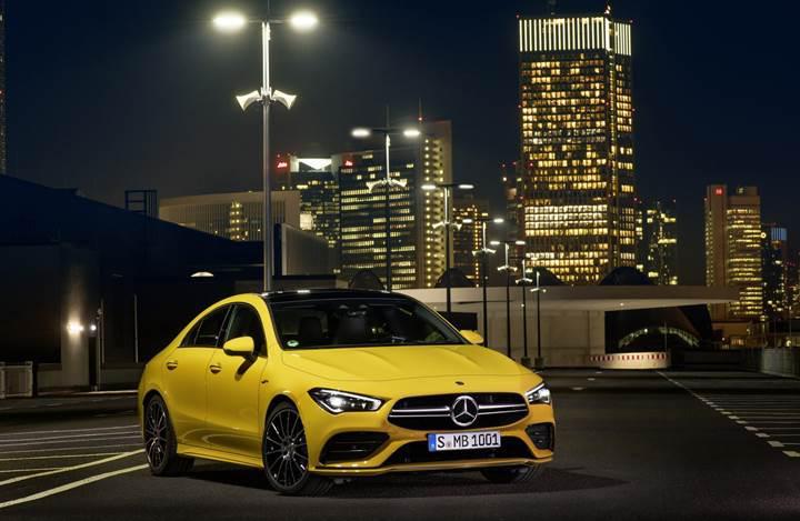 306 beygirlik yeni Mercedes-AMG CLA 35 4MATIC tanıtıldı