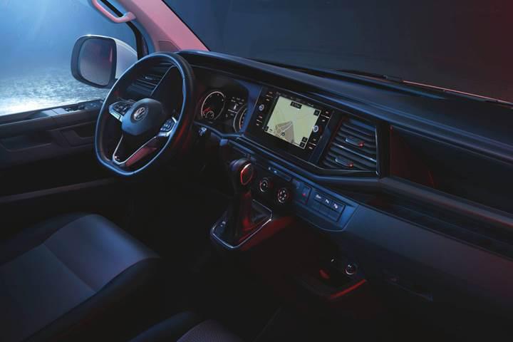 2019 Volkswagen Transporter 6.1 tanıtıldı: Yeni teknolojiler ve elektrikli versiyon