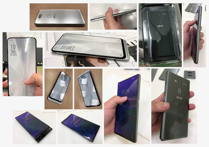 Asus 5G destekli yeni Zenfone 6'da çift kızaklı tasarımı geri getirebilir