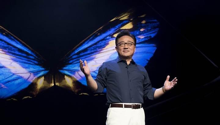 Samsung Mobile CEO'su Dj Koh: Önümüzdeki 10 yıl, akıllı telefon pazarının lideri kalacağız