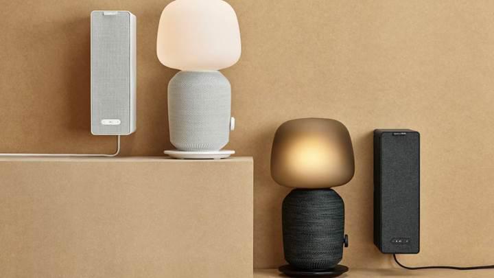 IKEA Symfonisk Sonos kablosuz hoparlörler duyuruldu