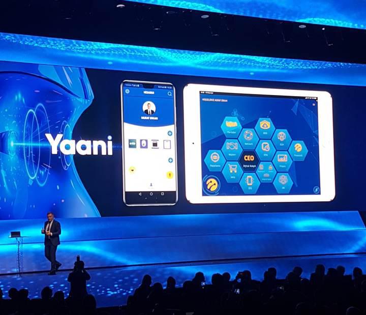 Turkcell, Yaani'nin dijital asistan özelliğini tanıttı