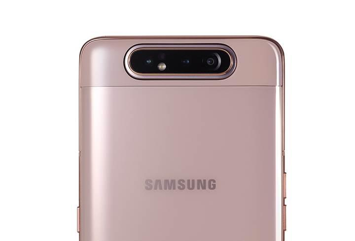 Samsung Galaxy A80 özellikleri ve fiyatı