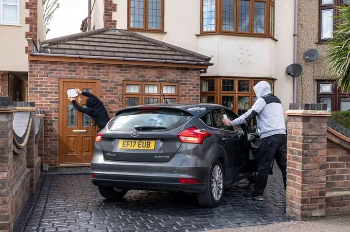 Ford, otomobil hırsızlıklarına karşı yeni anahtarlığını duyurdu