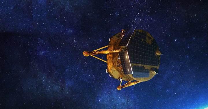 İsrail'in uzay aracı, bugün Ay'a iniş yapmayı deneyecek
