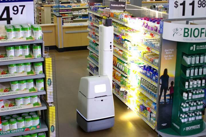 Walmart, mağazalarındaki robot sayısını arttıracağını açıkladı