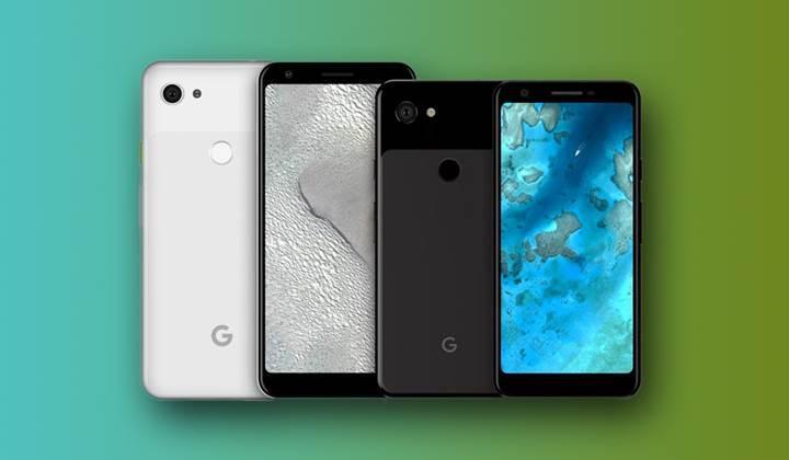 Google Pixel 3a ve Pixel 3a XL kılıf görselleri geniş çerçeveleri ortaya çıkardı
