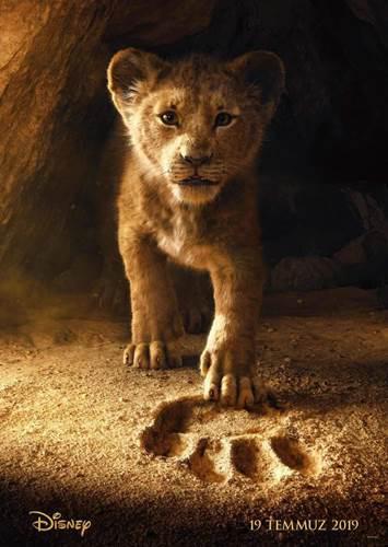 Disney'in çektiği Aslan Kral filminin resmi fragmanı yayınlandı