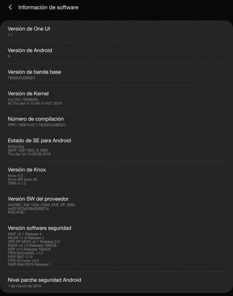 Samsung Galaxy Tab S4 Android Pie güncellemesi almaya başladı
