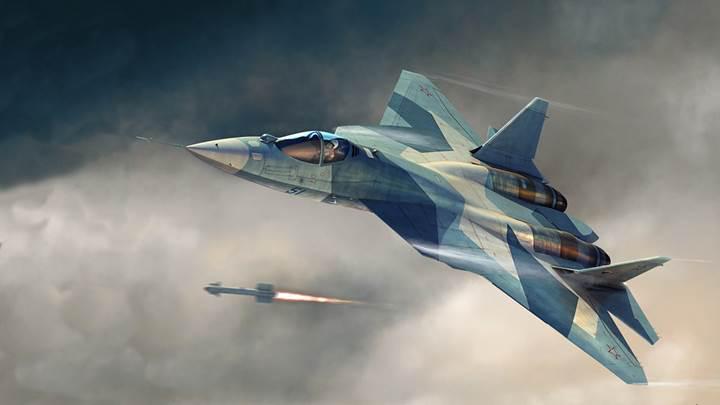 Rus Uzman: Türkiye ile Rusya ortak Su-57 savaş uçağı üretebilir
