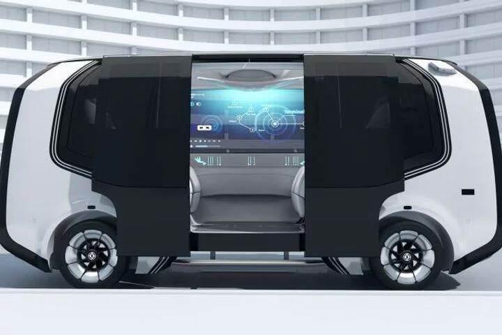 Huawei ilk otomobilini Shanghai Auto Show'da sergileyecek