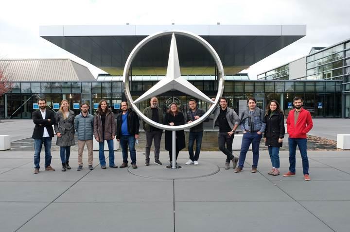 Mercedes-Benz Türk StartUP yarışması 2019'da etki alanını genişletiyor