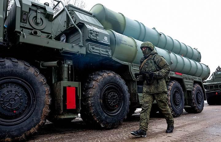 Türkiye'nin S-400 anlaşmasına 400km menzilli 40N6E füzeleri de dahil