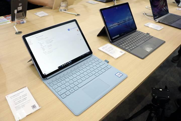 Huawei'nin ARM tabanlı Matebook bilgisayarı satışa çıkıyor