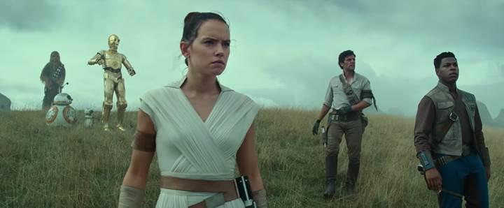 Star Wars: Episode IX'un ilk fragmanı ve ismi yayınlandı