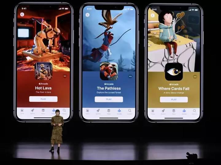Apple Arcade oyun servisi için 500 milyon dolarlık yatırım