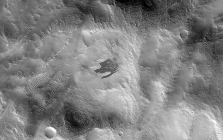Game of Thrones ateşi Mars'a yansıdı