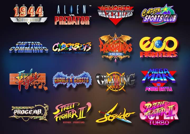 Capcom kendi retro konsolunu duyurdu: Home Arcade