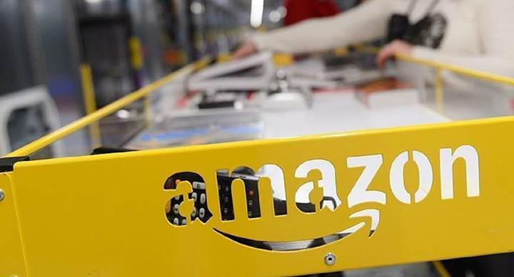 Amazon, İstanbul'un belirli bölgeleri için aynı gün teslimat yapıyor