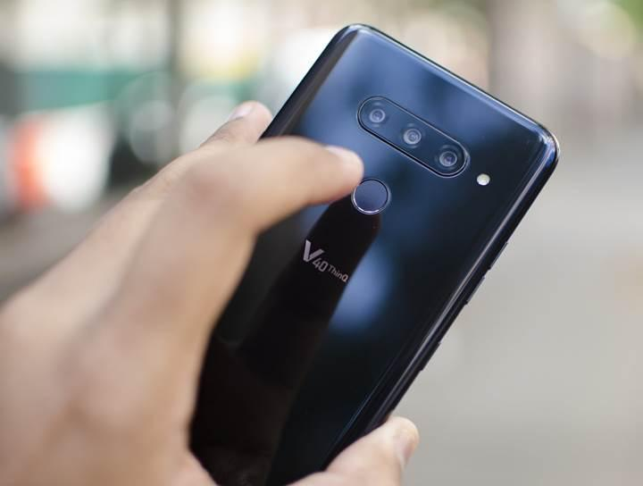 LG V40 ThinQ'nun DxO Mark kamera puanı yenilendi