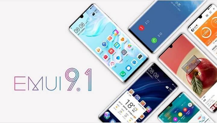 Huawei, EMUI 9.1 güncellemesi alacak 49 cihazının isimlerini açıkladı