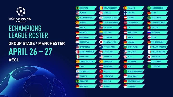 UEFA eŞampiyonlar Ligi başlıyor