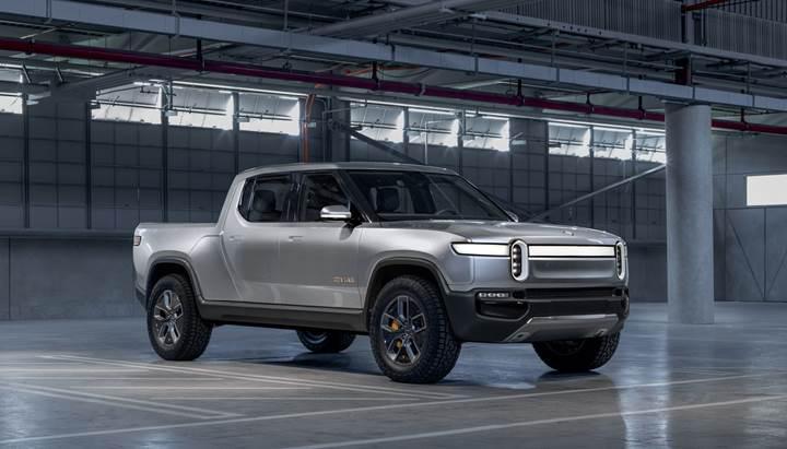 Tesla'nın yeni rakibi Rivian, 2025 yılına kadar altı elektrikli araç çıkaracak