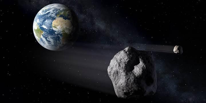 Çin'den iddialı uzay projesi: 10 yıllık 'asteroit-kuyruklu yıldız' görevi