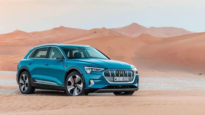Audi e-tron teslimatları pil sıkıntısı nedeniyle gecikecek
