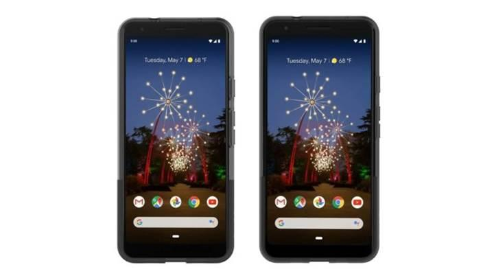 Pixel 3a ve 3a XL resmi görselleri yayınlandı