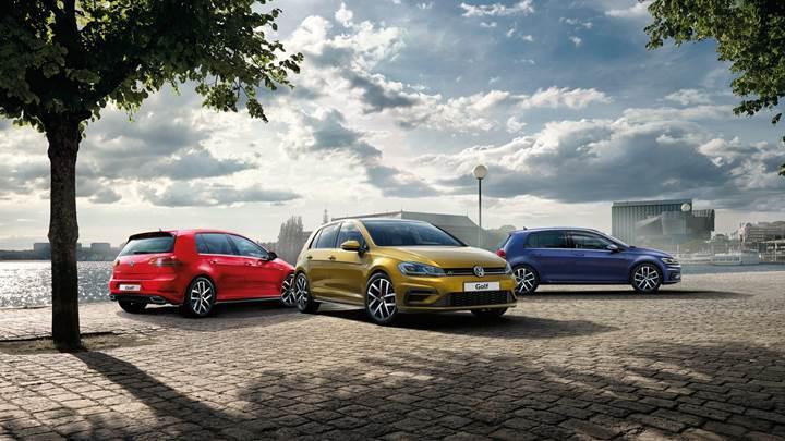 Volkswagen Golf, 1.0 litre 115 PS motor seçeneğiyle Türkiye'de satışa sunuldu