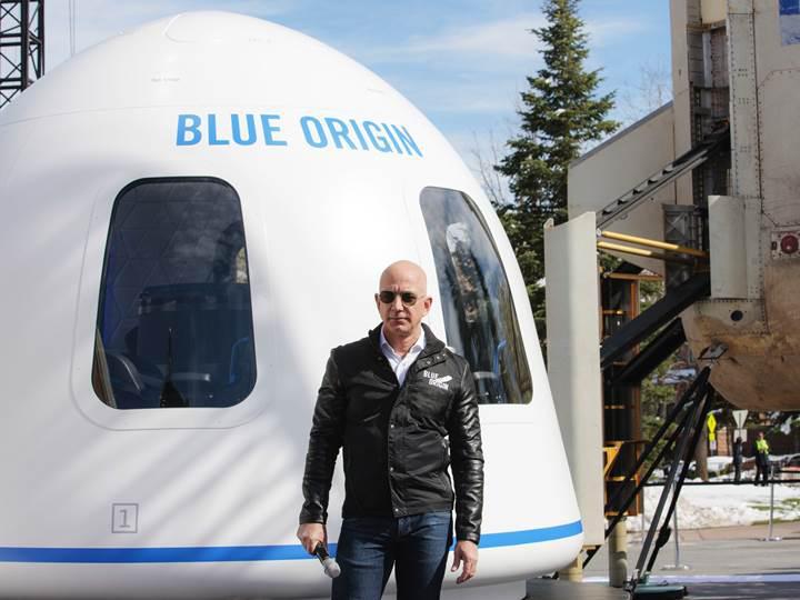 Blue Origin, Saturn V roketinin test edildiği platformu restore edecek