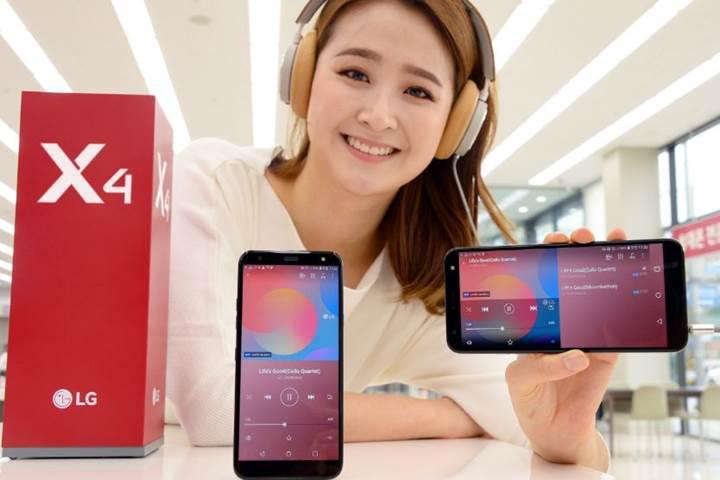 Askeri standartlarda dayanıklılığa sahip LG X4 (2019) duyuruldu