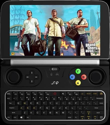 GPD Win Max cep boyutlu oyun bilgisayarı, AMD Ryzen işlemciyle gelecek