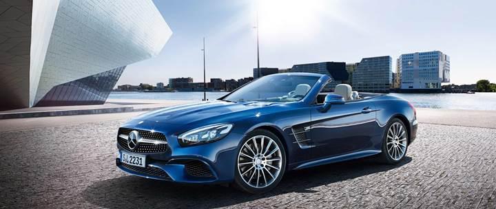 Yeni nesil Mercedes-Benz SL çok daha sportif olacak