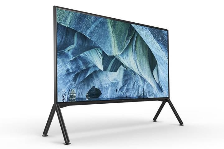 Sony 98 inç 8K OLED TV, 70 bin dolar fiyatıyla ağlatıyor