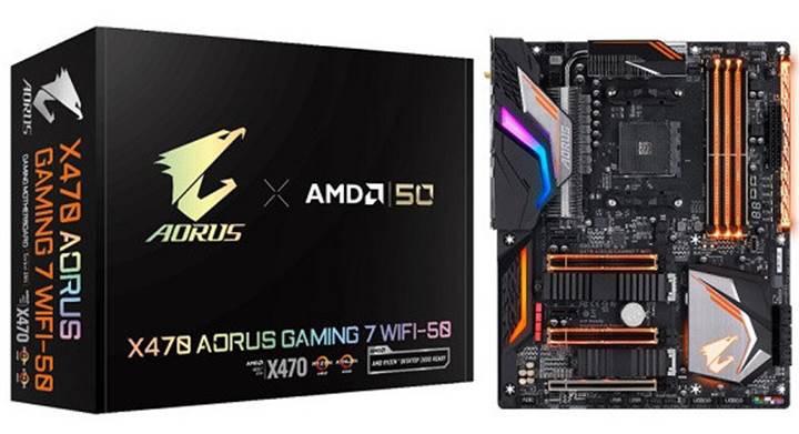 AMD'nin 50. yılına özel Radeon VII ve Ryzen 2700X'i doğrulandı